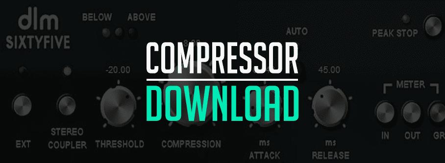 compressor vst plugin free download