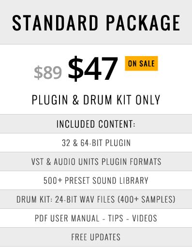 New Era 808 & Bass Module Plugin – Xclusive-Audio | Premium