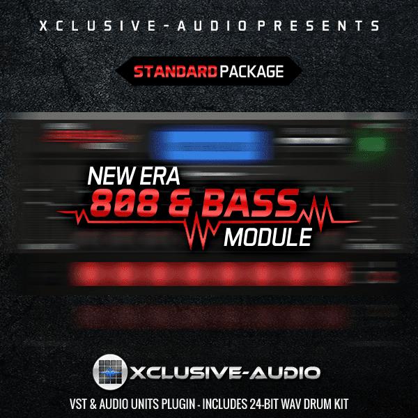 New Era 808 & Bass Kontakt Library – Xclusive-Audio | Premium Drum