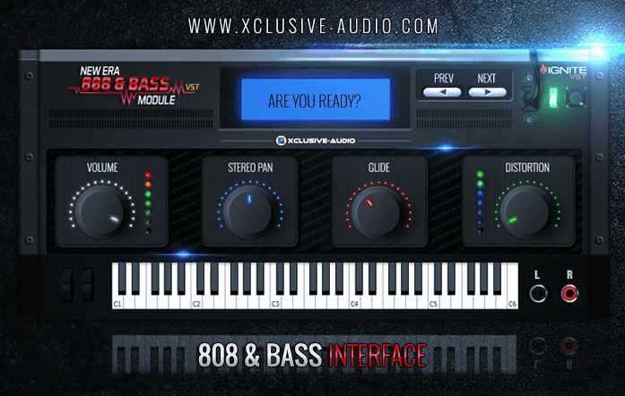 New Era 808 & Bass Module: Deluxe